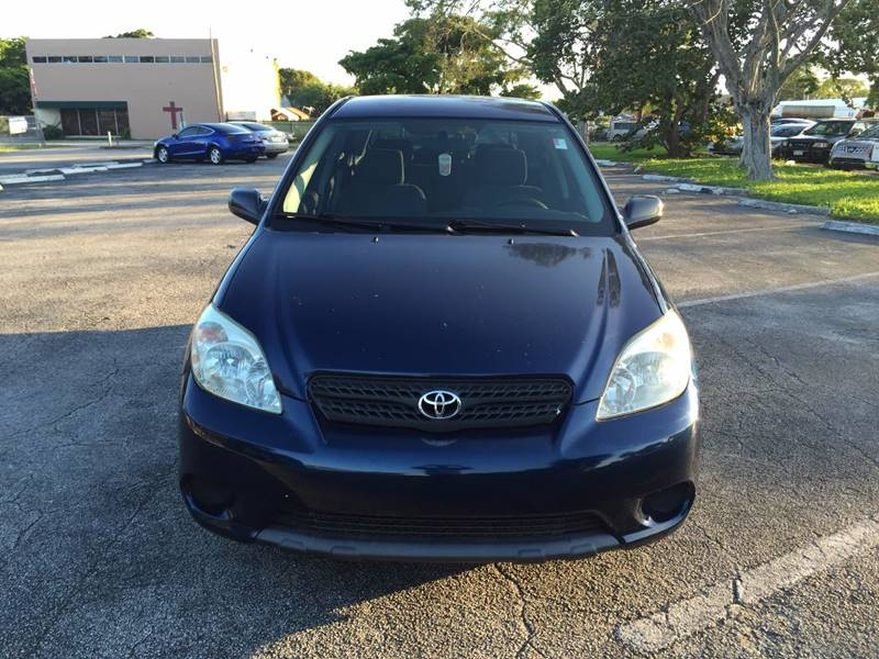 2003 Toyota Matrix for sale at Cars 4 You in Hollywood FL