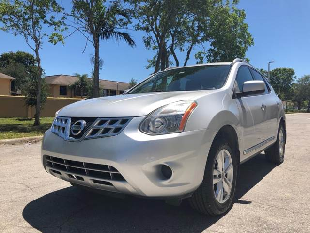 2011 Nissan Rogue SV In Hollywood FL - Cars 4 You