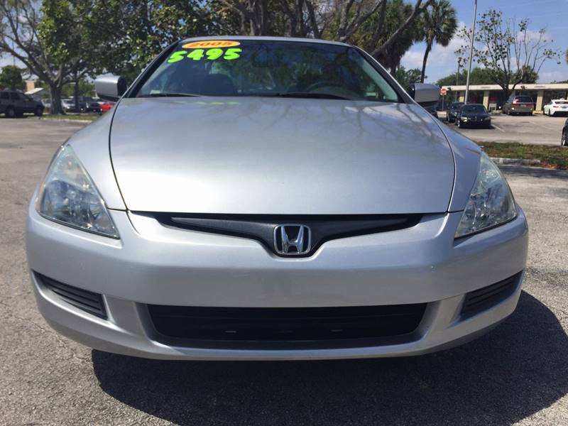 2005 Honda Accord for sale at Cars 4 You in Hollywood FL