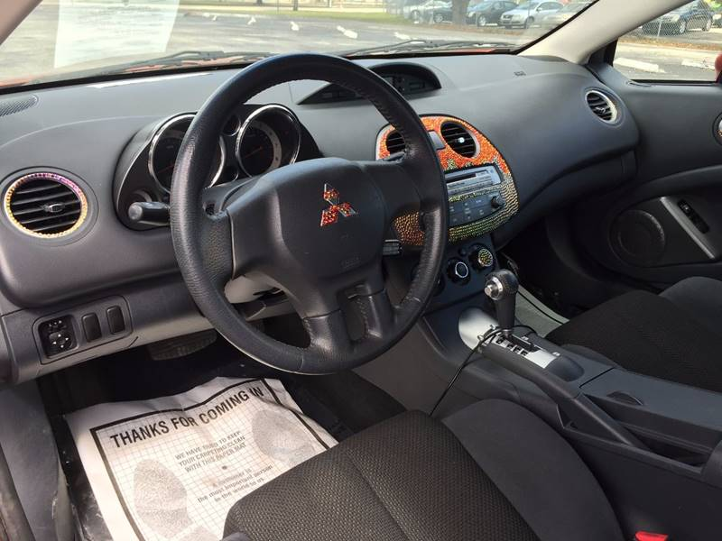 2006 Mitsubishi Eclipse for sale at Cars 4 You in Hollywood FL