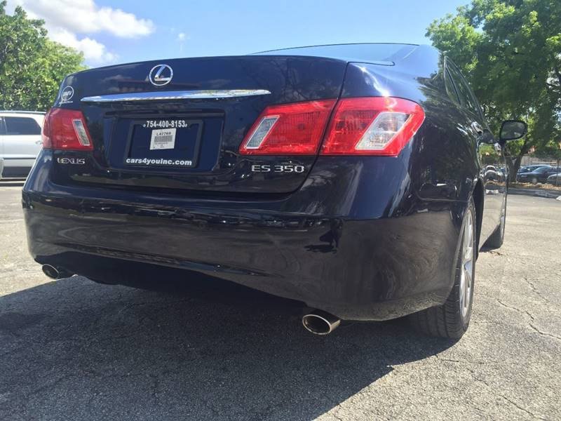 2007 Lexus ES 350 for sale at Cars 4 You in Hollywood FL