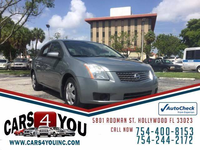 2007 Nissan Sentra for sale at Cars 4 You in Hollywood FL