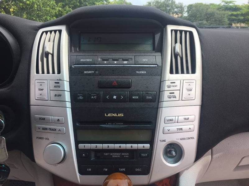2005 Lexus RX 330 for sale at Cars 4 You in Hollywood FL