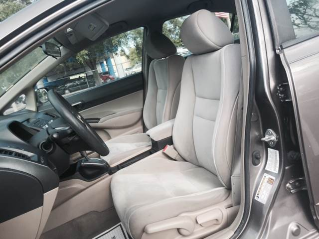 2009 Honda Civic for sale at Cars 4 You in Hollywood FL