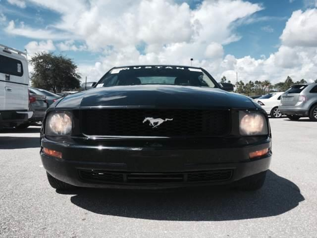 2005 Ford Mustang for sale at Cars 4 You in Hollywood FL