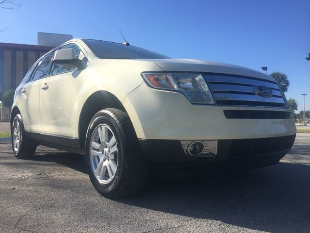 Ford Edge For Sale At Cars  You In Hollywood Fl