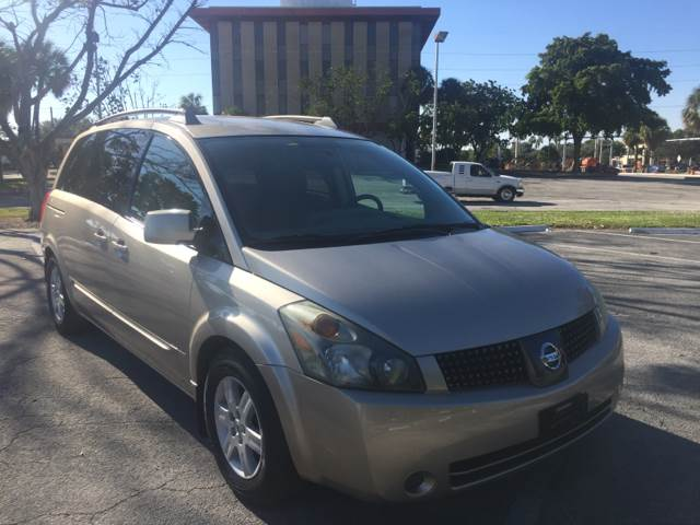2004 Nissan Quest for sale at Cars 4 You in Hollywood FL