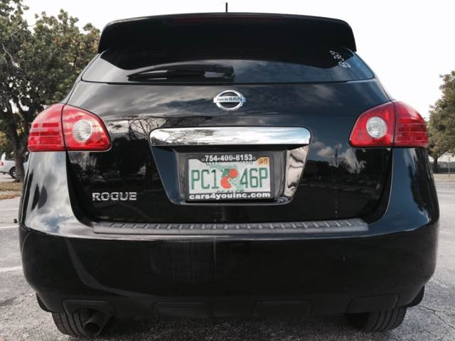2011 Nissan Rogue for sale at Cars 4 You in Hollywood FL