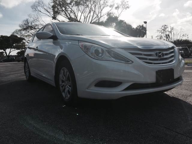 2011 Hyundai Sonata for sale at Cars 4 You in Hollywood FL