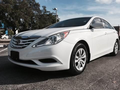 2011 Hyundai Sonata for sale at Cars 4 You in Hollywood FL