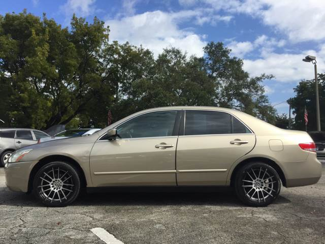2004 Honda Accord for sale at Cars 4 You in Hollywood FL