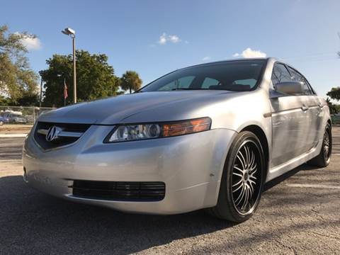 2005 Acura TL for sale in Hollywood, FL