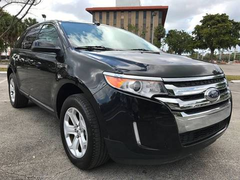 2014 Ford Edge for sale at Cars 4 You in Hollywood FL