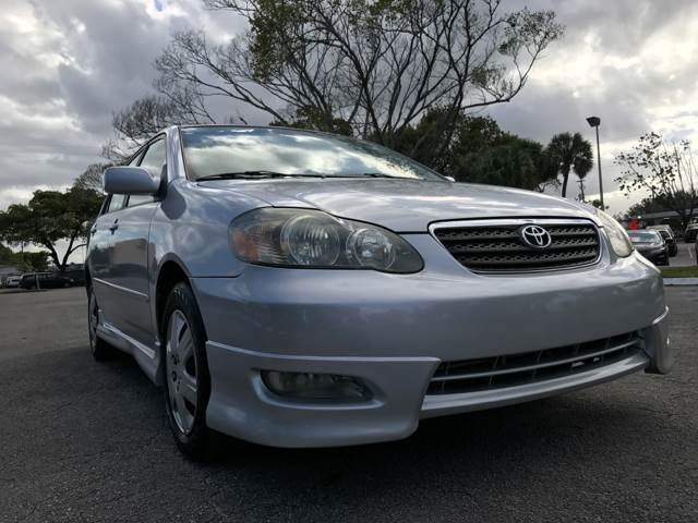 2005 Toyota Corolla for sale at Cars 4 You in Hollywood FL