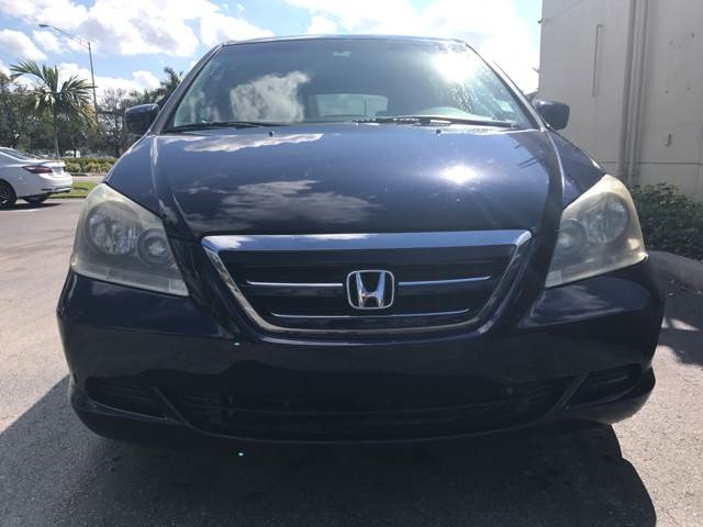 2007 Honda Odyssey for sale at Cars 4 You in Hollywood FL