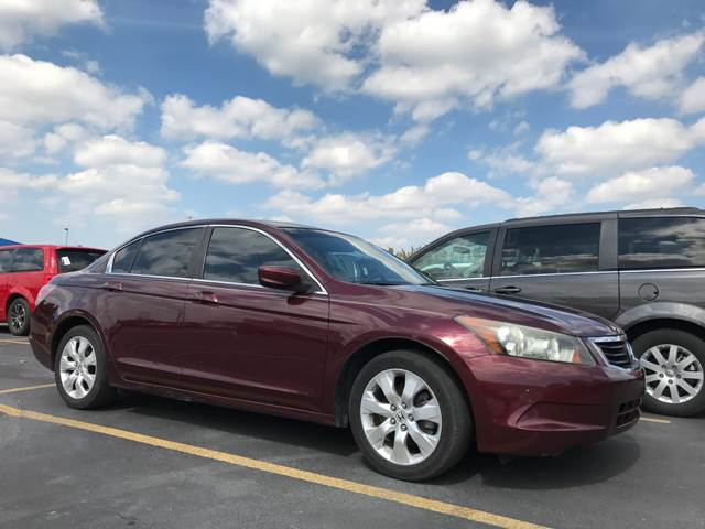 2008 Honda Accord for sale at Cars 4 You in Hollywood FL