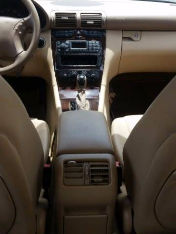 2003 Mercedes-Benz C-Class for sale at Cars 4 You in Hollywood FL