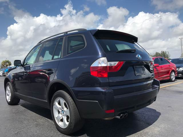 2007 BMW X3 for sale at Cars 4 You in Hollywood FL