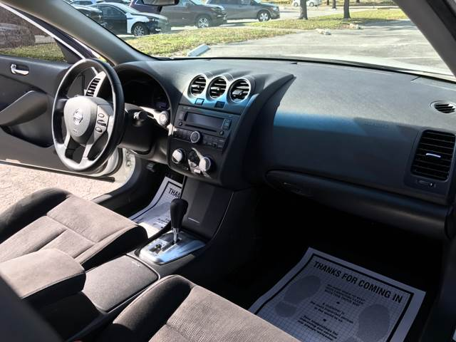 2012 Nissan Altima for sale at Cars 4 You in Hollywood FL