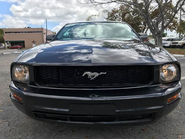 2008 Ford Mustang for sale at Cars 4 You in Hollywood FL