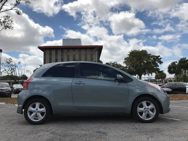 2008 Toyota Yaris for sale at Cars 4 You in Hollywood FL