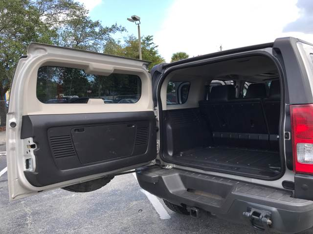 2006 HUMMER H3 for sale at Cars 4 You in Hollywood FL
