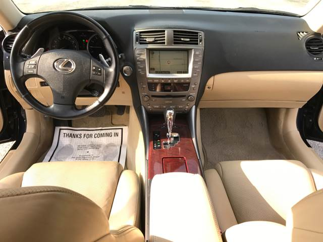 2006 Lexus IS 250 for sale at Cars 4 You in Hollywood FL