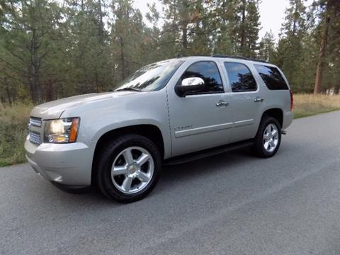2008 Chevrolet Tahoe for sale in Post Falls, ID