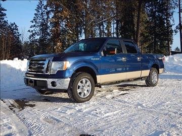 2009 Ford F-150 for sale in Post Falls, ID