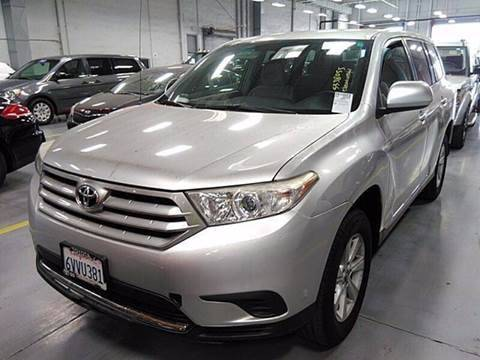 2012 Toyota Highlander For Sale >> 2012 Toyota Highlander For Sale In Chino Ca