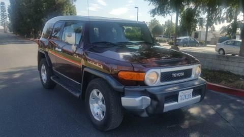 2007 Toyota FJ Cruiser for sale in Chino, CA