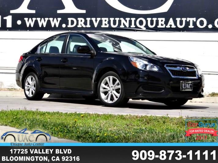Subaru Legacy 2013 2.5i Premium AWD 4dr Sedan