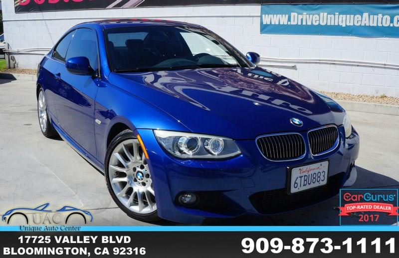 BMW 3 Series 2011 328i 2dr Coupe SULEV