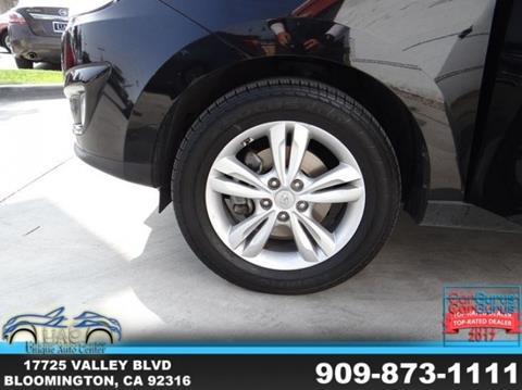 2013 Hyundai Tucson for sale in Bloomington, CA