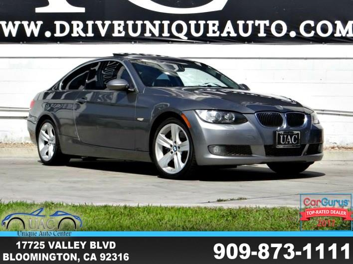 BMW 3 Series 2008 335xi AWD 2dr Coupe