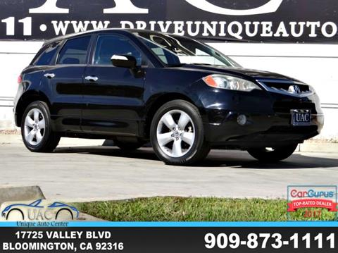 2008 Acura RDX for sale in Bloomington, CA