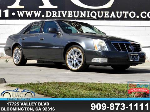 2011 Cadillac DTS for sale in Bloomington, CA
