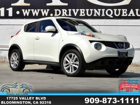 2012 Nissan JUKE for sale in Bloomington, CA