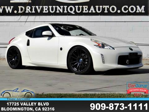 2013 Nissan 370Z for sale in Bloomington, CA