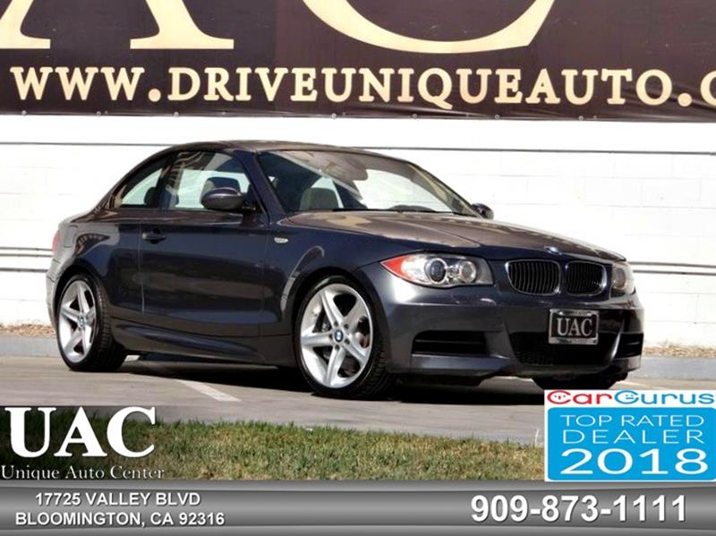 BMW 1 Series 2008 135i 2dr Coupe