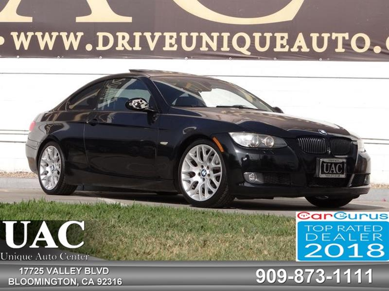 BMW 3 Series 2009 328i 2dr Coupe
