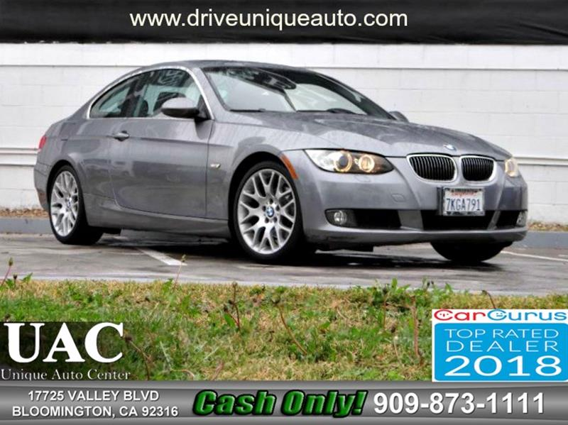 BMW 3 Series 2008 328i 2dr Coupe SULEV