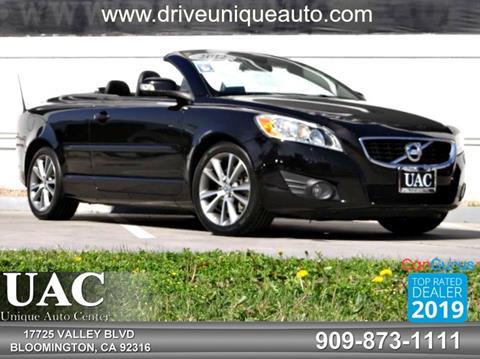 2012 Volvo C70 For Sale In Bloomington Ca
