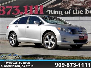 2009 Toyota Venza for sale in Bloomington, CA