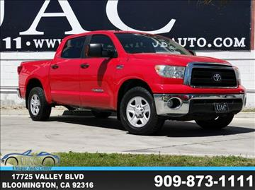 2010 Toyota Tundra for sale in Bloomington, CA