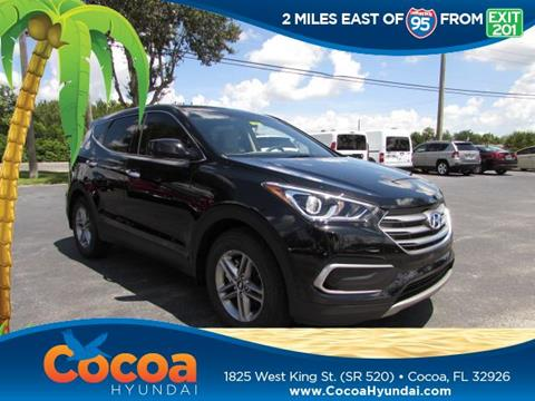 2018 Hyundai Santa Fe Sport for sale in Cocoa, FL