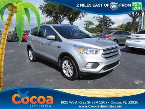 2017 Ford Escape for sale in Cocoa, FL