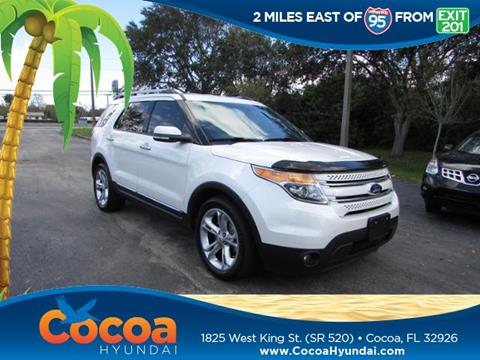 2015 Ford Explorer for sale in Cocoa, FL