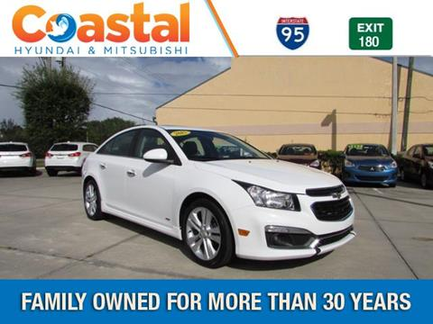 2015 Chevrolet Cruze for sale in Cocoa, FL