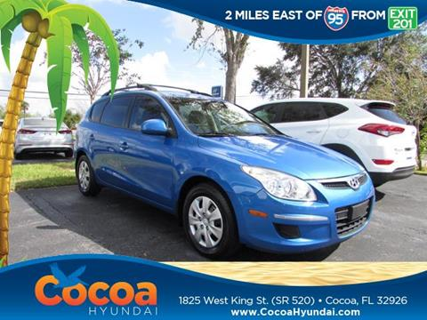 2011 Hyundai Elantra Touring for sale in Cocoa, FL